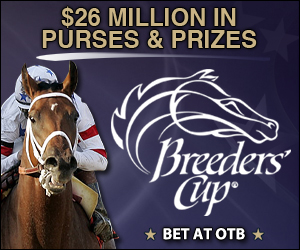 Breeders Cup Betting Online